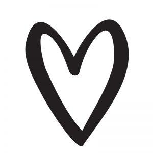 דף צביעה לב 8