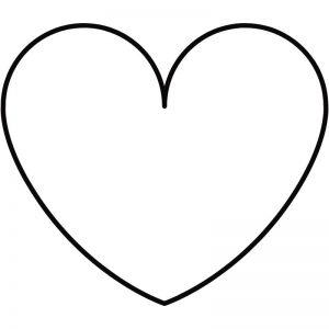 דף צביעה לב 3