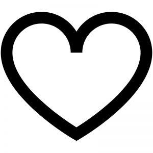 דף צביעה לב 7